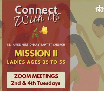 2021 Mission II Meetings - Post